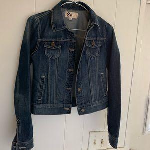 SO Jean jacket